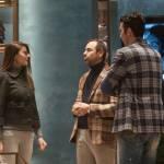 Ilaria D'Amico, Gigi Buffon: spuntino e shopping01