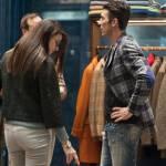 Ilaria D'Amico, Gigi Buffon: spuntino e shopping09