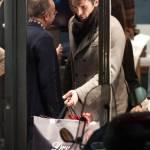 Ilaria D'Amico, Gigi Buffon: spuntino e shopping8
