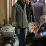Ilaria D'Amico, Gigi Buffon: spuntino e shopping05