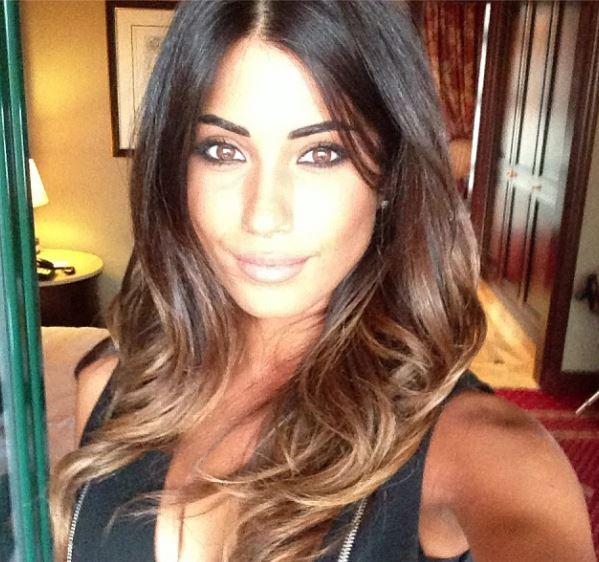 Federica Nargi in 10 look FOTO