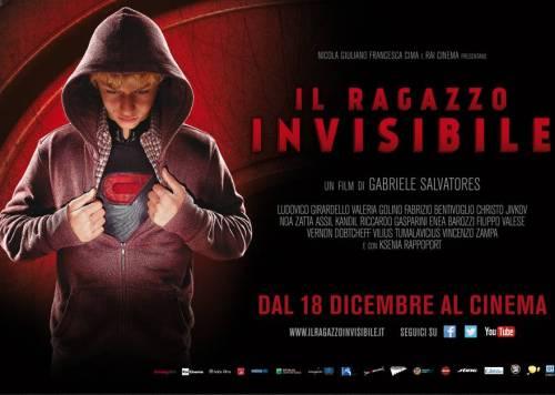 Il ragazzo invisibile: trailer del film di Gabriele Salvatores
