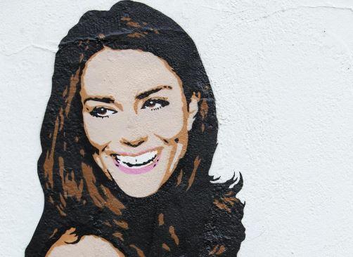 Johnny Depp spende 30.000 euro per il murales di Kate Middleton nuda FOTO