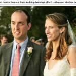 Le resta un mese di vita, fidanzato le regala un matrimonio da favola