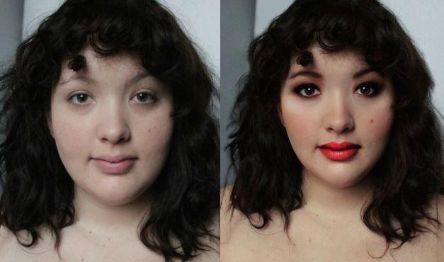Marie Ospina, blogger oversize photoshoppata in 21 Paesi diversi FOTO