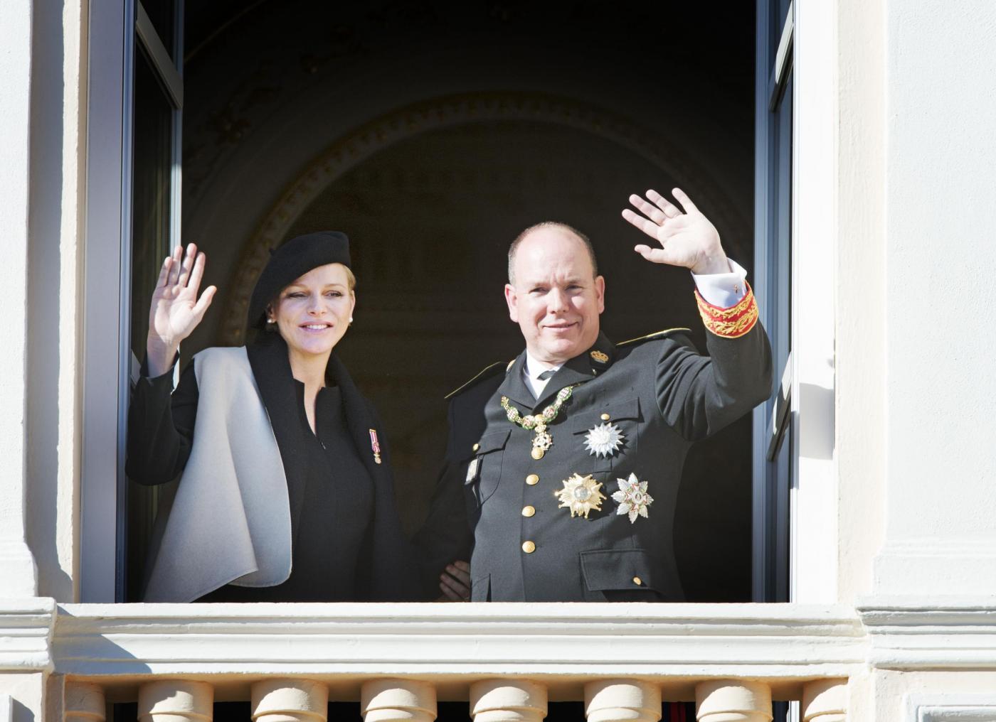 Monaco, Charlene ha partorito: due gemelli per il principe Alberto