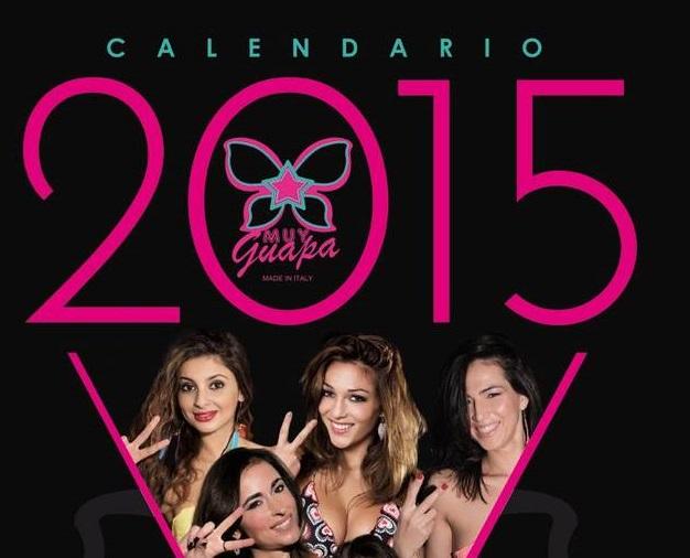 Calendario Muy Guapa: mamme e fashion blogger in bikini contro violenza su donne07