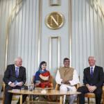 Nobel pace a Malala e Kailash, attivisti per diritti infanzia01