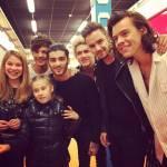 """Paolo Bonolis, figlia con i One Direction. Web insorge: """"Raccomandata"""" FOTO"""