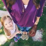 i selfie al pancione che cresce con figlia accanto sono virali10