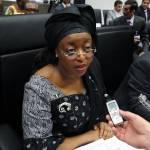 Mrs Alison Madueke, una donna nigeriana a capo dell'Opec