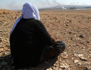 Orrore Isis: testa di donna inviata come regalo di nozze