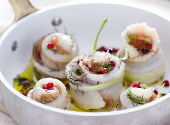dieta di pesce crudo