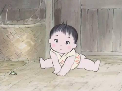 La storia della principessa splendente, il trailer: Takahata Isao è tornato