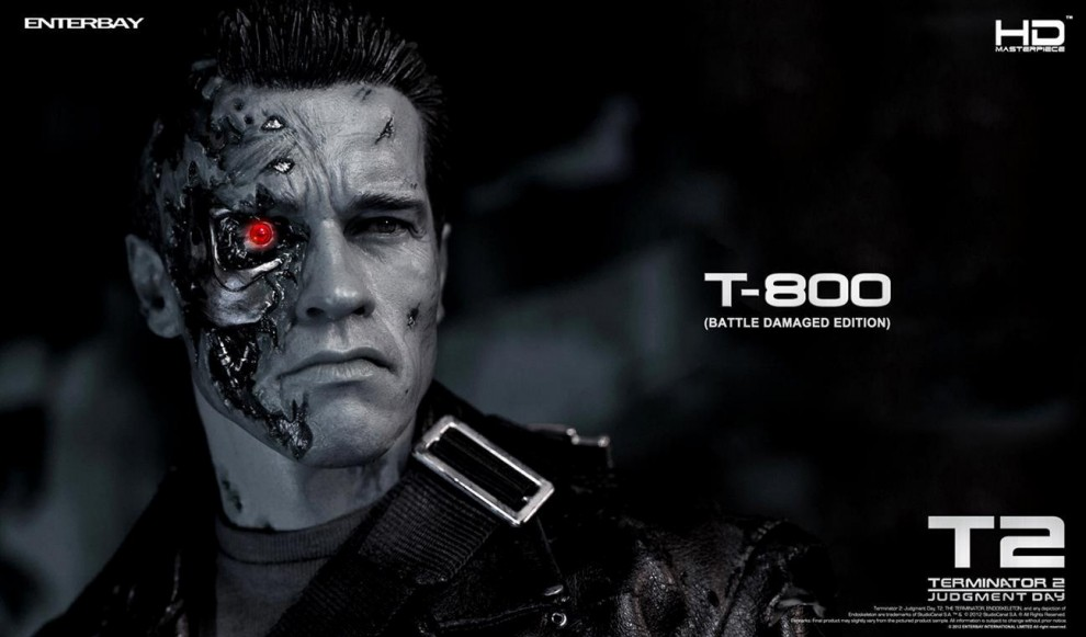Terminator Genisys (trailer): e Schwarzy cyborg risponde ai fan