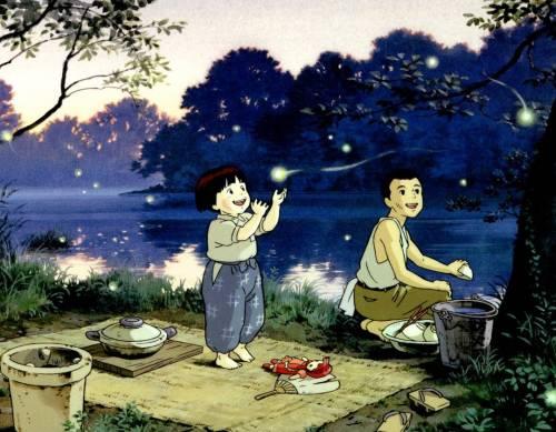 Una tomba per le lucciole: il film di Takahata Isaoda rivedere