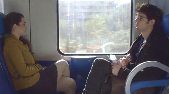 Silent Love: quando l'amore corre in treno (VIDEO)