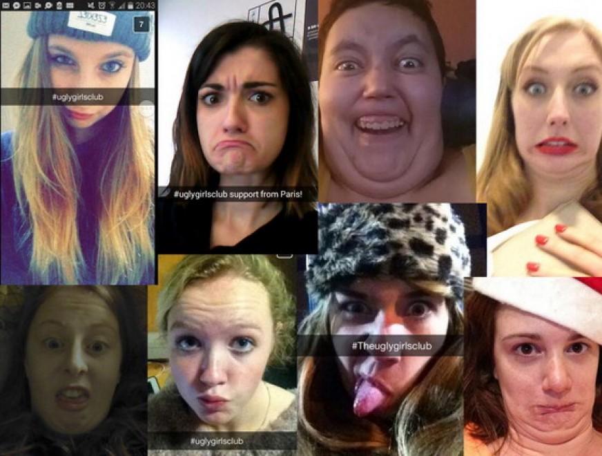 Le Ugly Girls rispondono agli insulti con le smorfie e conquistano il web 06