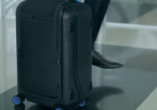 Bluesmart: il trolley a prova di ladro VIDEO