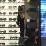 Rocio Munoz Morales, lo shopping prima di Sanremo 01'