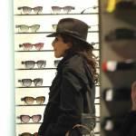 Rocio Munoz Morales, lo shopping prima di Sanremo 011