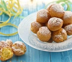 Ricette di dolci: castagnole classiche