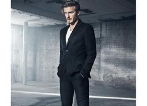 David Beckham firma il nuovo guardaroba maschile12