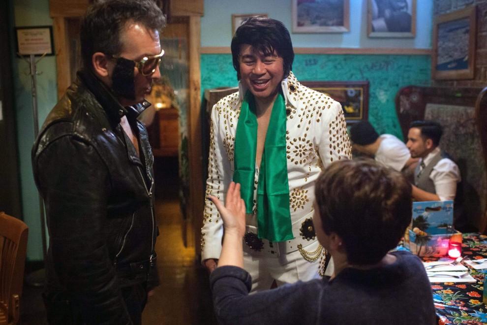 Elvis Presley, a Seattle il raduno dei sosia: c'è anche una donna06