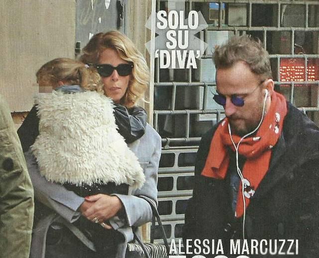 """Lite Alessia Marcuzzi-Facchinetti? La verità di Francesco: """"Sì, l'ho strozzata"""""""