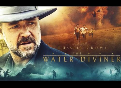 """Russell Crowe, """"The water diviner"""": trailer e trama del film"""