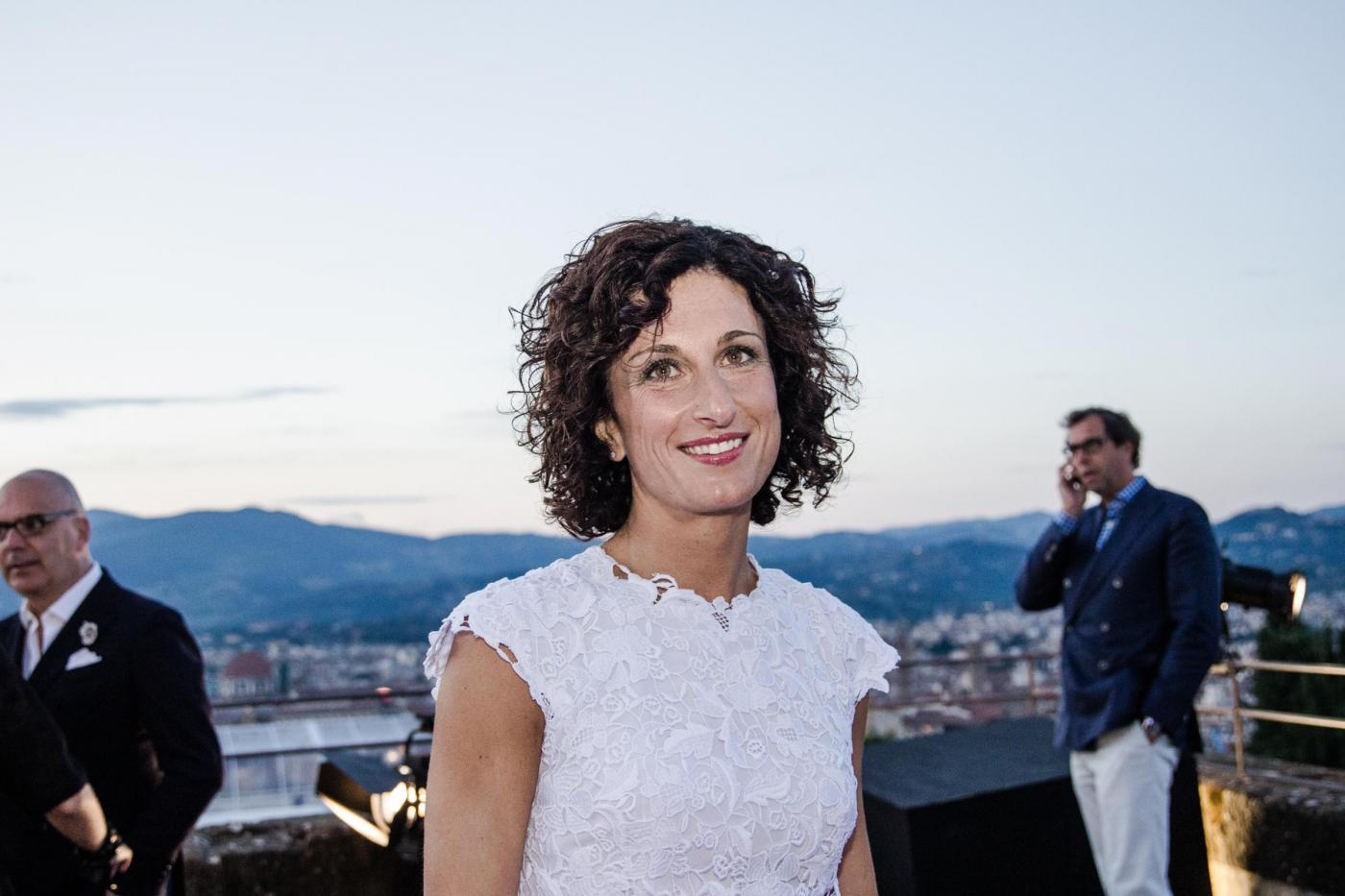 Matteo Renzi, lezioni di stile della moglie Agnese a colpi di Ermanno Scervino