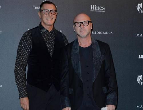 """Dolce & Gabbana Haute Couture sfila alla Scala: """"Con Milano siamo in pace"""""""