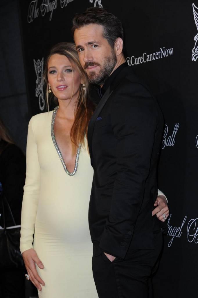 Blake Lively incinta: secondo figlio da Ryan Reynolds