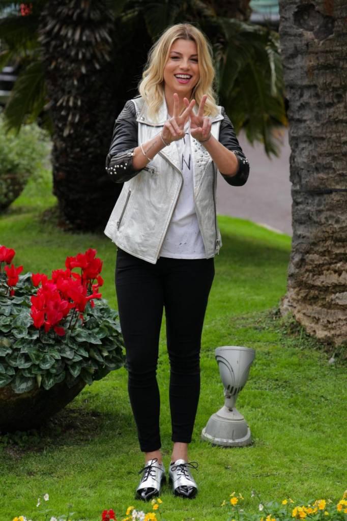 Sanremo 2015: Emma Marrone sceglie lo stilista Francesco ...