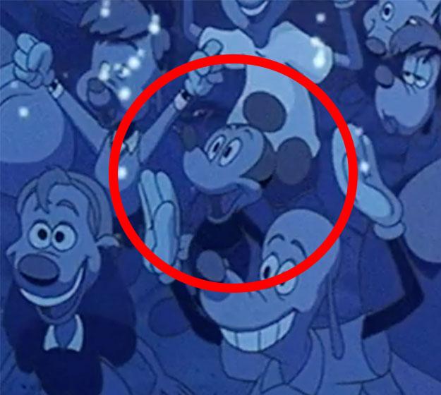 Disney nasconde topolino in ogni cartone animato guarda le