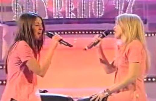 """Paola e Chiara, VIDEO Sanremo """"Amici come prima"""""""