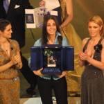 Sanremo 2015, Anna Tatangelo, tutti look al Festival FOTO
