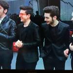 """VIDEO Il Volo a Forte Forte Forte, cantano """"Piove"""" di Modugno"""