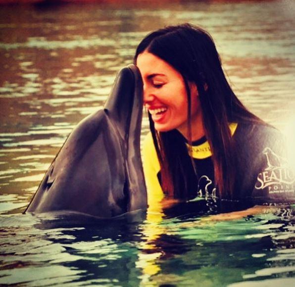 Elisabetta Gregoraci a Dubai, la bellavita della signora Briatore FOTO