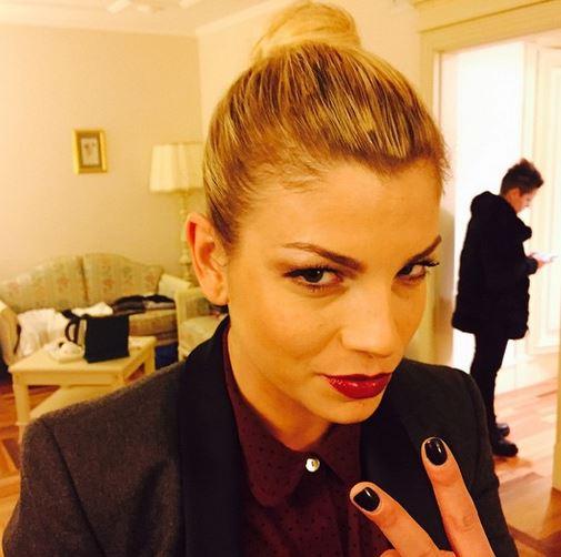 """Sanremo 2015, Emma Marrone: teme Belen al Festival? """"Assolutamente no"""""""