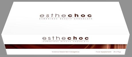 Cioccolato che non ingrassa e fa sparire le rughe: è 'Esthechoc'