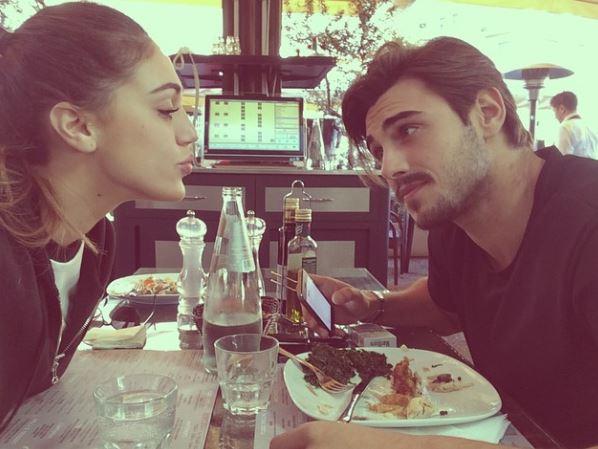 Cecilia Rodriguez e Francesco Monte: tutte le foto più belle