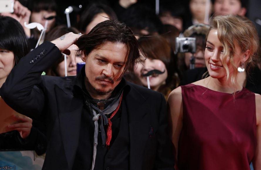 Johnny Depp e Amber Heard si sono sposati, cerimonia a Los Angeles