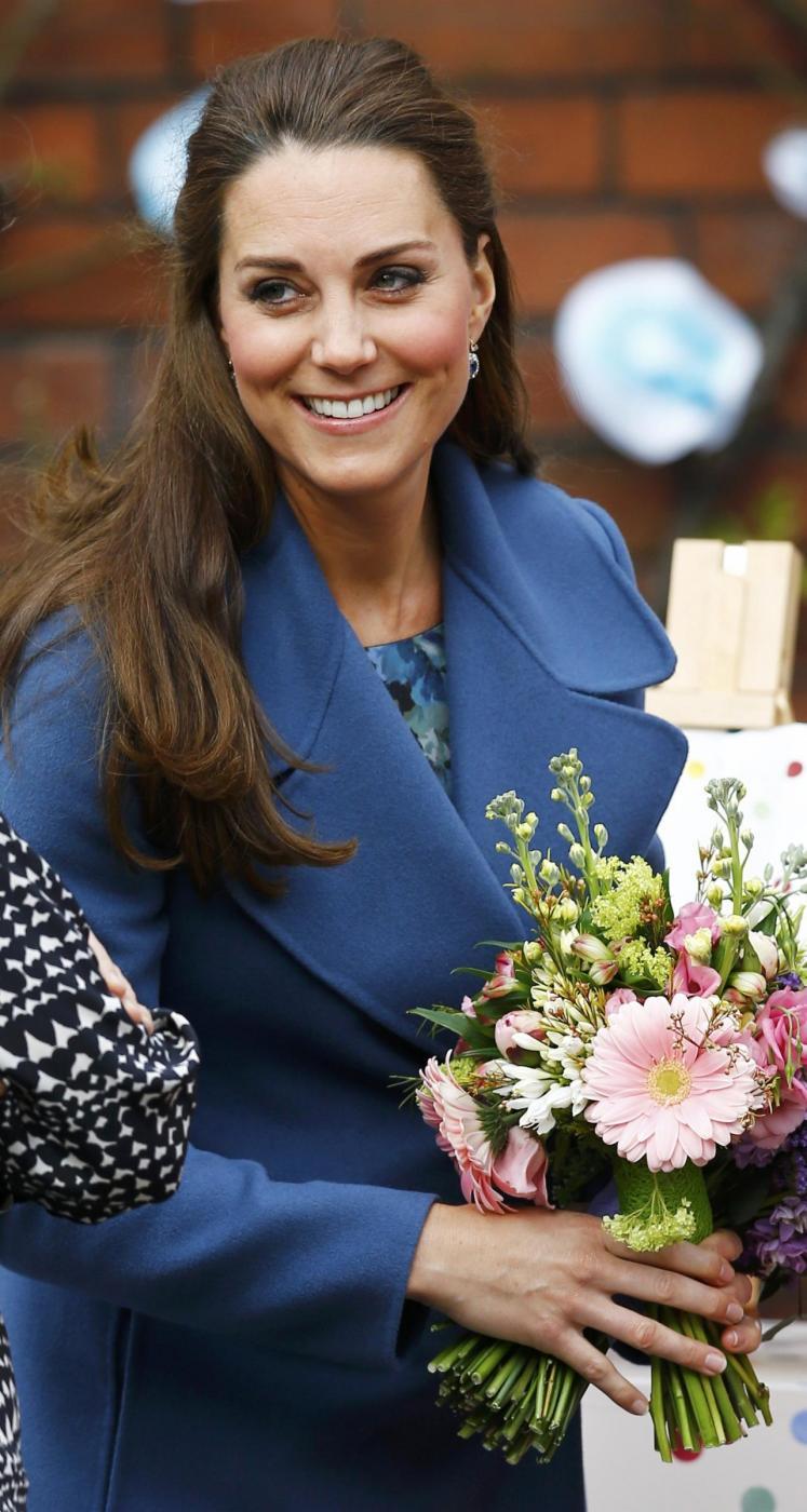 Kate Middleton, visita per beneficenza dopo il viaggio ai Caraibi 10