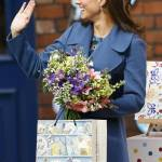 Kate Middleton, visita per beneficenza dopo il viaggio ai Caraibi 06