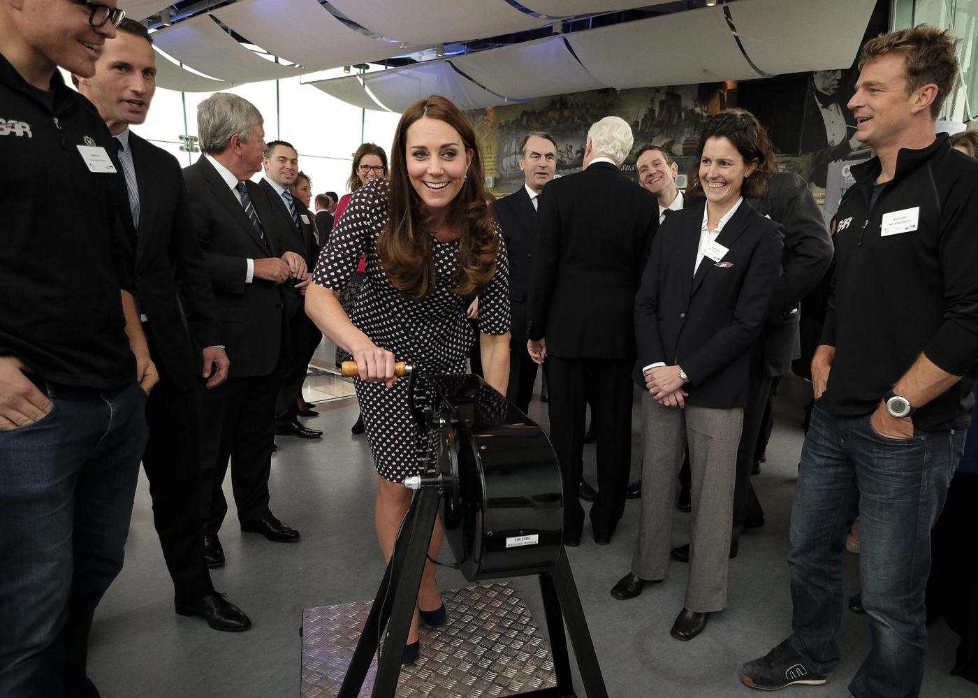Kate Middleton torna dai Caraibi abbronzata e con un bel pancione 23