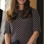 Kate Middleton torna dai Caraibi abbronzata e con un bel pancione 19