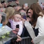 Kate Middleton torna dai Caraibi abbronzata e con un bel pancione 18