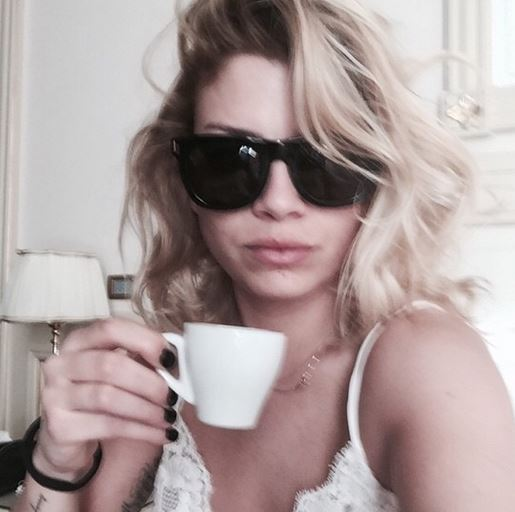 Sanremo 2015, Emma Marrone: ecco come si prepara al Festival FOTO