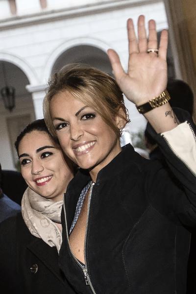 Francesca Pascale, nuovo tatuaggio per la fidanzata Berlusconi FOTO 2